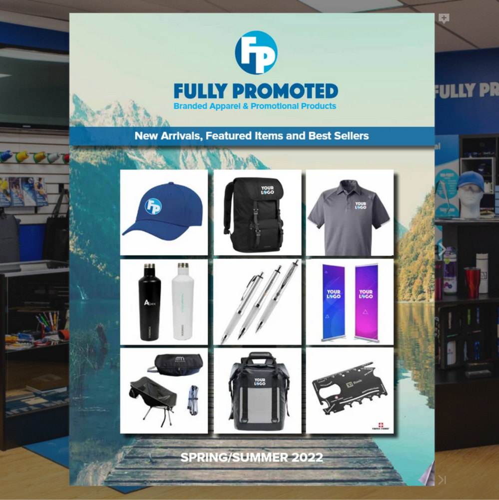 Fully Promoted Winter Flyer